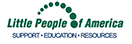 Little People of America, Inc. (LPC) logo
